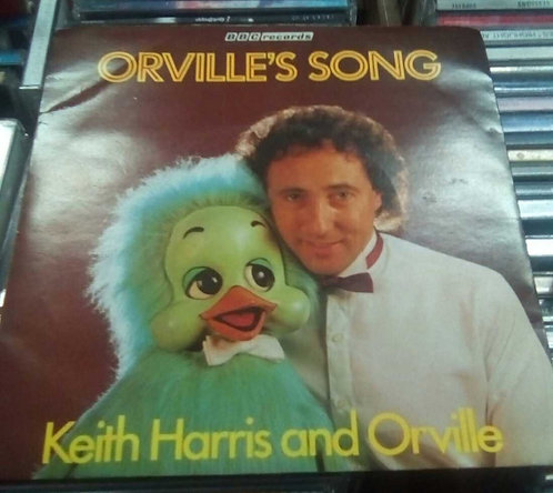 KEITH HARRIS AND ORVILLE ORVILLE'S SONG 7""