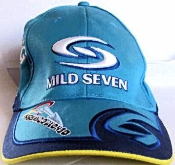 ALONSO RENAULT  CAP