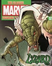MARVEL FIGURINE COMIC ISSUE 52