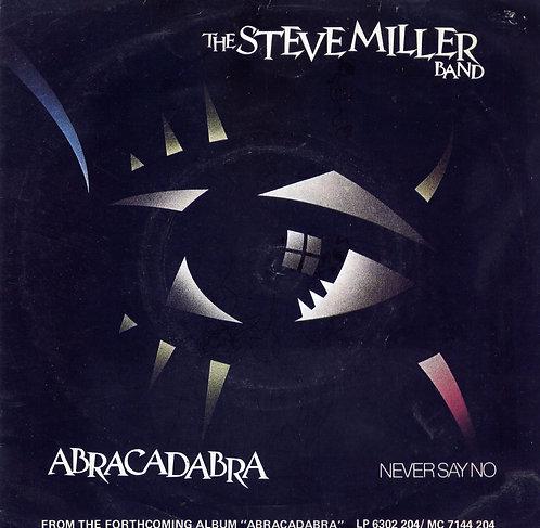 THE STEVE MILLER BAND ABRACADABRA