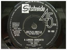 a lovers concerto the toys