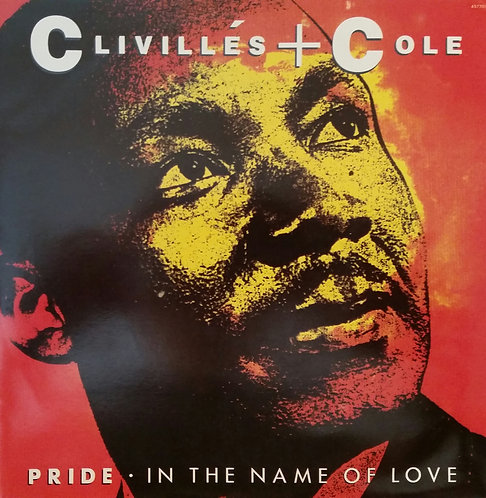 CLIVILLES + COLE PRIDE - IN THE NAME OF LOVE