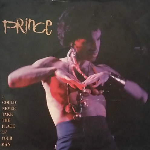 PRINCE I COULD NEVER TAKE THE PLACE OF YOUR IMPORT