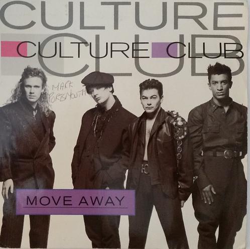 CULTURE CLUB MOVE AWAY