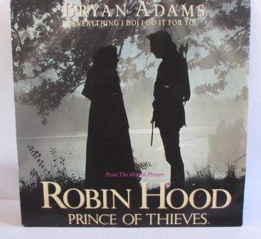 BRYAN ADAMS EVERYTHING I DO I DO IT FOR LOVE