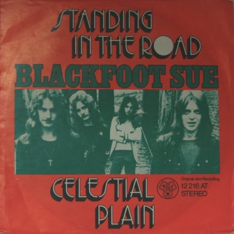 BLACKFOOT SUE STANDING IN THE ROAD IMPORT ISSUE