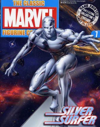 MARVEL FIGURINE COMIC ISSUE 7