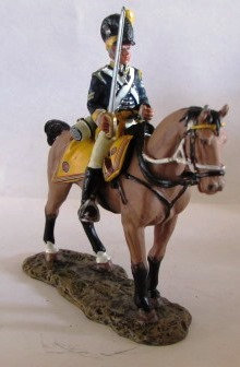 SERGEANT BRITISH LIGHT DRAGOONS 1795