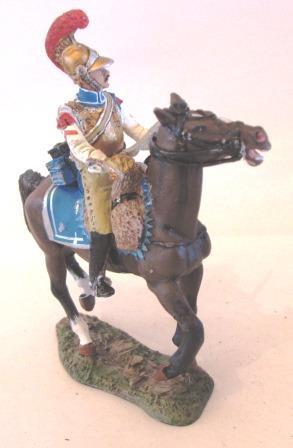 CAVALIER CARABINIER FRANCE 1812