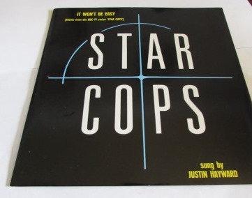 JUSTIN HAYWARD STAR COPS SOUNDTRACK