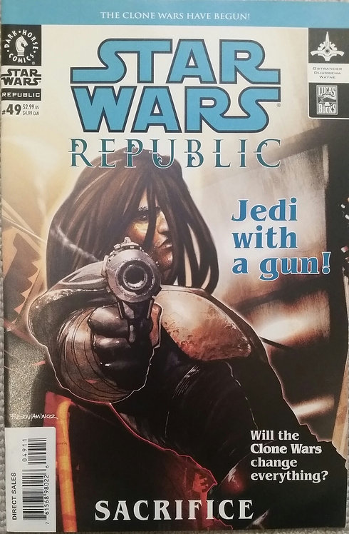 #49 STAR WARS REPUBLIC