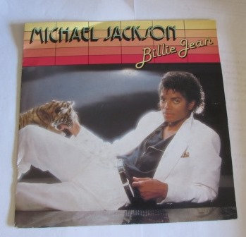 MICHAEL JACKSON BILLY JEAN DUTCH IMPORT