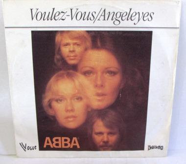 ABBA VOULEZ -VOUS  FRENCH ISSUE