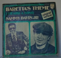 SAMMY DAVIS JR BARETTAS THEME IMPORT