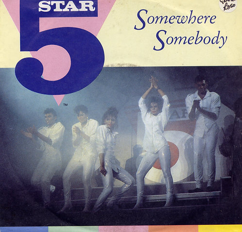 FIVE STAR SOMEWHERE SOMEBODY GERMAN IMPORT