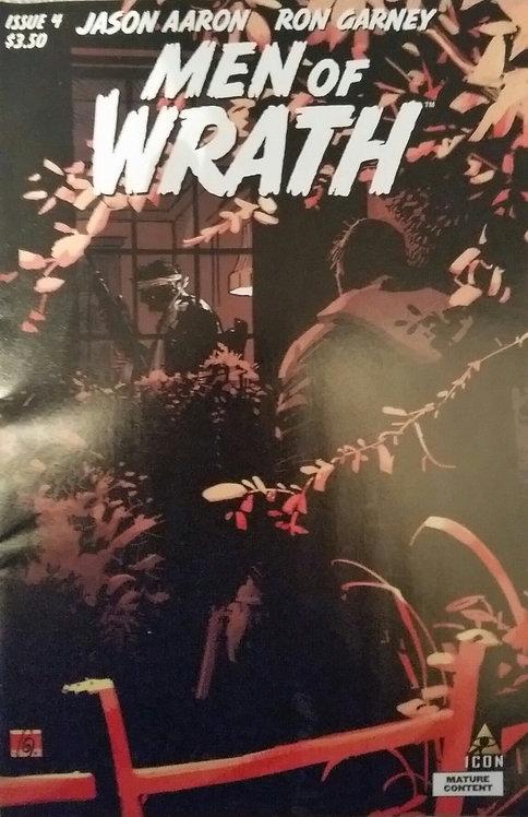 MEN OF WRATH ISSUE 4