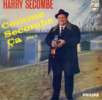 HARRY SECOMBE COMME SECOMBE CA N0.1