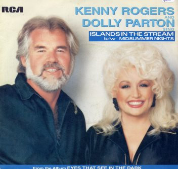 KENNY ROGERS & DOLLY PARTON ISLANDS IN THE SUN