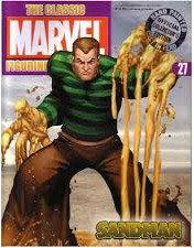 MARVEL FIGURINE COMIC ISSUE 27