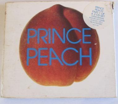 PRINCE PEACH  CD SINGLE