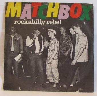 MATCHBOX ROCKABILLY REBEL