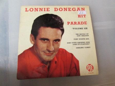 LONNIE DONGAN HIT PARADE EP