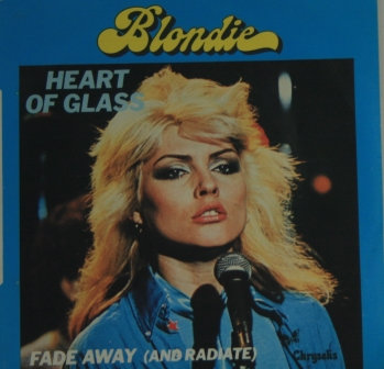 BLONDIE HEART OF GLASS FRENCH