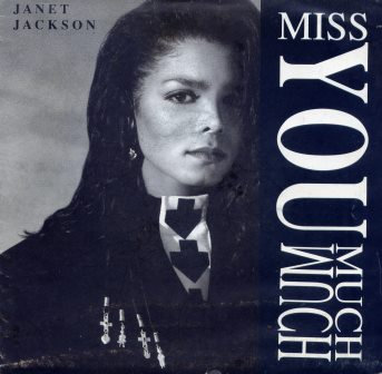 JANET JACKSON MISS YOU MUCH