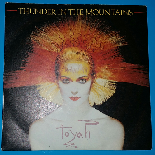 TOYAH THUNDER IN THE MOUNTAINS