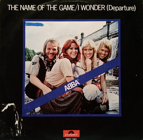 ABBA THE NAME OF THE GAME