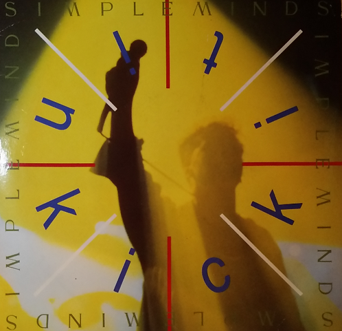 SIMPLE MINDS KICK IT IN