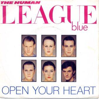THE HUMAN LEAGE BLUE