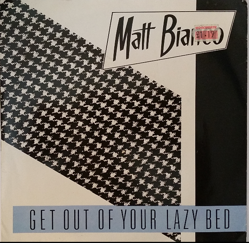 MATT BIANCO GET OUT OF YOUR LAZY BED