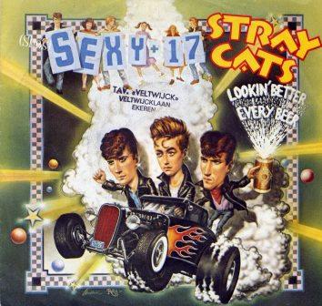 STRAY CATS (SHE'S) SEXY+17