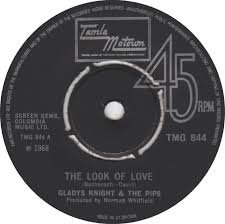 GLADYS KNIGHT THE LOOK OF LOVE