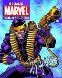 MARVEL FIGURINE COMIC ISSUE 186