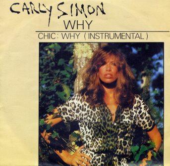CARLY SIMON WHY DUTCH IMPORT