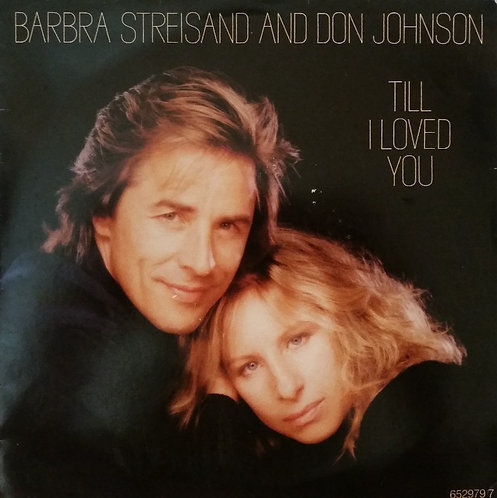 BARBRA STREISAND TILL I LOVED YOU