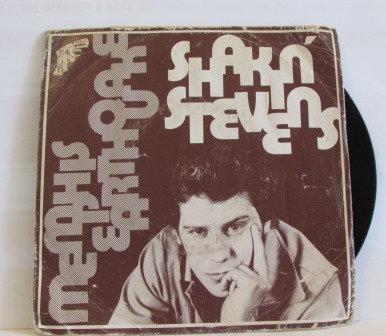 SHAKIN STEVENS MEPHIS EARTHQUAKE EP