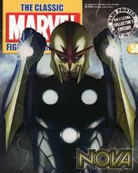 MARVEL FIGURINE COMIC ISSUE 54