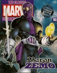 MARVEL FIGURINE COMIC ISSUE 103