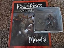 LORD OF THE RINGS CHESS PIECE SPECIAL MUMAKIL