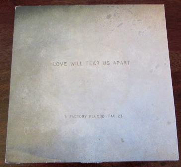 Joy division Love will tear us apart
