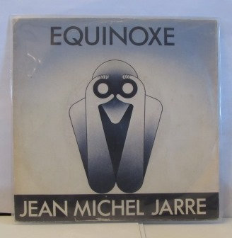 JEAN MICHEL JARRE EQUINOXE IMPORT