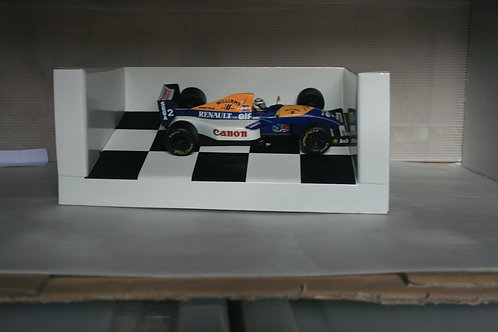 ONYX ALAIN PROST 1:24 WILLIAMS RENAULT