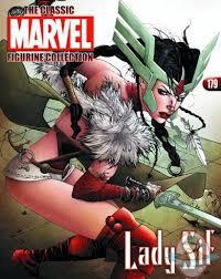 MARVEL FIGURINE COMIC ISSUE 179