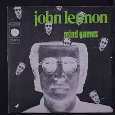 JOHN LENNON MIND GAMES FRENCH