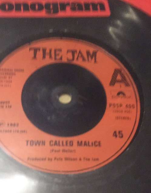 THE JAM A TOWN CALLED MALICE