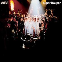 ABBA SUPERTROOPER CD