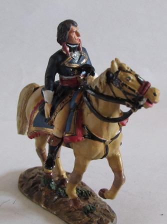 GENERAL BONAPARTE AT RIVOLI 1797